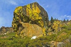 οροσειρά λόφων Στοκ εικόνες με δικαίωμα ελεύθερης χρήσης