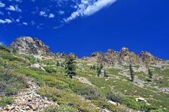 οροσειρά λόφων Στοκ φωτογραφία με δικαίωμα ελεύθερης χρήσης