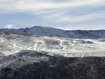 οροσειρά της Νεβάδας Στοκ Εικόνα