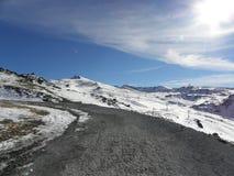 οροσειρά της Νεβάδας Στοκ εικόνες με δικαίωμα ελεύθερης χρήσης