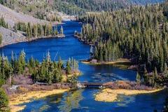 οροσειρά της Νεβάδας Στοκ εικόνα με δικαίωμα ελεύθερης χρήσης