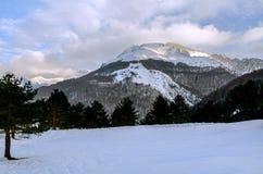 Οροσειρά de& x27 Alano Στοκ Φωτογραφία
