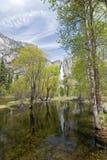 οροσειρές άνοιξη Στοκ Φωτογραφίες