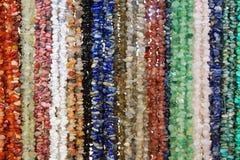 ορυκτή συλλογή πολύτιμων λίθων χρώματος Στοκ Φωτογραφία
