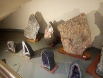 Ορυκτοί βράχοι Στοκ φωτογραφία με δικαίωμα ελεύθερης χρήσης