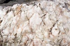 Ορυκτό φυσικό άλας στοκ εικόνες