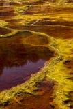 Ορυχεία του Ρίο Tinto Στοκ φωτογραφίες με δικαίωμα ελεύθερης χρήσης