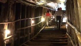 Ορυχεία, Mineshafts, σήραγγες, σπηλιές, σπήλαια φιλμ μικρού μήκους