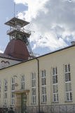 Ορυχείο άξονων στοκ εικόνες με δικαίωμα ελεύθερης χρήσης