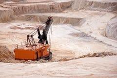 ορυχείο ανοικτό Στοκ φωτογραφία με δικαίωμα ελεύθερης χρήσης
