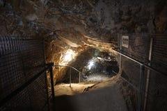 Ορυχείο ασβεστόλιθων Στοκ φωτογραφίες με δικαίωμα ελεύθερης χρήσης