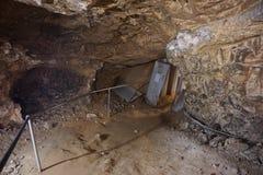 Ορυχείο ασβεστόλιθων Στοκ Εικόνες