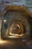 Ορυχείο ασβεστόλιθων Στοκ Φωτογραφία