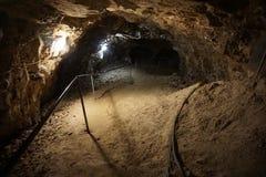 Ορυχείο ασβεστόλιθων Στοκ Εικόνα