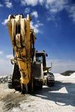 ορυχείο βιομηχανίας Στοκ εικόνες με δικαίωμα ελεύθερης χρήσης