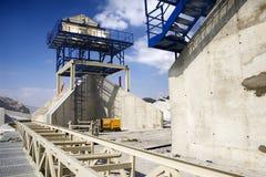 ορυχείο βιομηχανίας Στοκ εικόνα με δικαίωμα ελεύθερης χρήσης