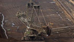 ορυχείο εκσκαφέων στοκ εικόνες με δικαίωμα ελεύθερης χρήσης