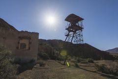 Ορυχείο Ισπανία Mazzaron Στοκ Εικόνα