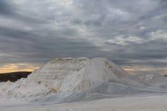 ορυχείο λατομείων Στοκ φωτογραφίες με δικαίωμα ελεύθερης χρήσης