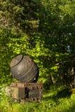 ορυχείο ναυτικό Στοκ φωτογραφία με δικαίωμα ελεύθερης χρήσης