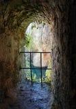 Ορυχείο νερού της Ronda στην Ανδαλουσία, Ισπανία στοκ φωτογραφίες