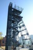ορυχείο παλαιό Στοκ φωτογραφία με δικαίωμα ελεύθερης χρήσης