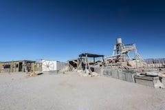 ορυχείο παλαιό στοκ φωτογραφία