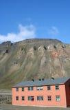 ορυχείο σπιτιών πλησίον Στοκ Εικόνες