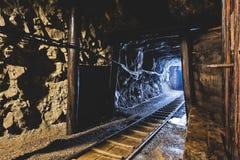 Ορυχείο στη Σλοβακία στοκ εικόνες