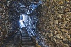 Ορυχείο στη Σλοβακία στοκ εικόνα με δικαίωμα ελεύθερης χρήσης