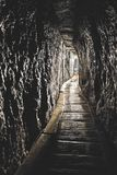 Ορυχείο στη Σλοβακία στοκ φωτογραφία με δικαίωμα ελεύθερης χρήσης