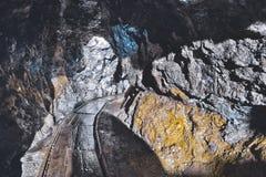Ορυχείο στη Σλοβακία στοκ φωτογραφία