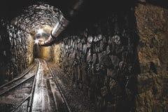 Ορυχείο στη Σλοβακία στοκ εικόνα