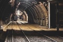 Ορυχείο στη Σλοβακία στοκ φωτογραφίες