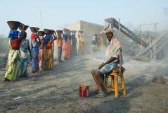 ορυχείο της Ινδίας θραυ& Στοκ φωτογραφία με δικαίωμα ελεύθερης χρήσης