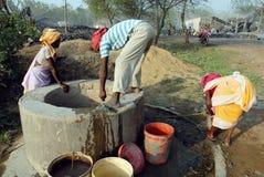 ορυχείο της Ινδίας θραυ& Στοκ Φωτογραφίες