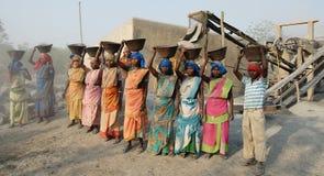 ορυχείο της Ινδίας θραυ& Στοκ εικόνες με δικαίωμα ελεύθερης χρήσης