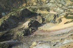 ορυχείο χαλκού Στοκ εικόνες με δικαίωμα ελεύθερης χρήσης
