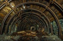 ορυχείο χρυσού παλαιό στοκ εικόνες με δικαίωμα ελεύθερης χρήσης