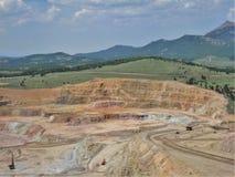 Ορυχείο χρυσού των CC και Β στοκ φωτογραφία με δικαίωμα ελεύθερης χρήσης