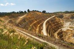 ορυχείο χρυσού στοκ φωτογραφία με δικαίωμα ελεύθερης χρήσης