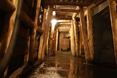 ορυχείο Στοκ Φωτογραφία
