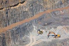 ορυχείο gallarta στοκ εικόνες