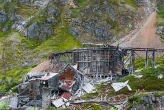 Ορυχείο Indepence Στοκ εικόνα με δικαίωμα ελεύθερης χρήσης