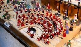 Ορχήστρα γυαλιών Murano Στοκ εικόνα με δικαίωμα ελεύθερης χρήσης