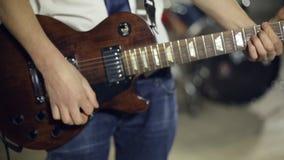 Ορχήστρα ροκ απόθεμα βίντεο