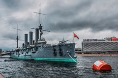 Ορόσημα Άγιος-Πετρούπολη, Ρωσία στοκ φωτογραφίες