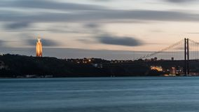 Ορόσημα - Λισσαβώνα Στοκ Εικόνες