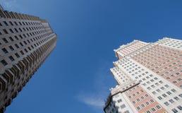 ορόσημα Μαδρίτη Στοκ Φωτογραφίες