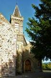 Ορόσημα της εκκλησίας της Σκωτίας - Caputh στοκ φωτογραφία